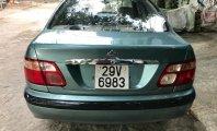 Bán Nissan Sunny 1.3 MT 2001, màu xanh, xe nhập giá 130 triệu tại Vĩnh Phúc