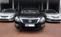 Bán Nissan Teana 2.5 SL năm 2014, màu đen, nhập khẩu   giá 840 triệu tại Hà Nội