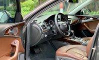 Bán Audi A6 2015, màu đen, nhập khẩu chính chủ giá 1 tỷ 570 tr tại Hà Nội