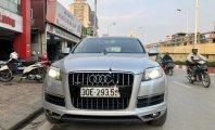 Cần bán xe Audi Q7 3.0 AT năm 2011, màu bạc, nhập khẩu chính chủ giá 1 tỷ 100 tr tại Hà Nội