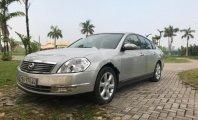 Cần bán lại xe Nissan Teana 2.0 AT sản xuất 2008, màu bạc, nhập khẩu nguyên chiếc chính chủ giá 335 triệu tại Hà Nội