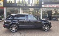 Cần bán xe Audi Q7 S-line 4.2 AT năm sản xuất 2008, màu đen, xe nhập chính chủ, giá tốt giá 850 triệu tại Hà Nội