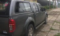 Bán Nissan Navara 2.5 đời 2013, màu xám, nhập khẩu nguyên chiếc số sàn giá 370 triệu tại Phú Yên