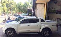 Bán Nissan Navara VL sản xuất 2015, màu trắng, xe nhập giá 585 triệu tại Hà Nội