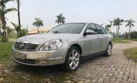 Bán ô tô Nissan Teana 2008, màu bạc, nhập khẩu nguyên chiếc chính chủ, giá tốt giá 350 triệu tại Hà Nội
