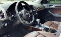 Bán Audi Q5 2014, màu trắng, xe nhập chính hãng giá 1 tỷ 170 tr tại Tp.HCM
