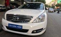 Bán Nissan Teana 2.0 AT sản xuất 2010, màu trắng, xe nhập giá 390 triệu tại Hà Nội