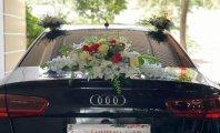 Cần bán xe Audi A6 sản xuất năm 2015, màu đen, nhập khẩu chính chủ giá 1 tỷ 600 tr tại Trà Vinh