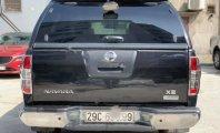 Bán Nissan Navara đời 2012, màu đen, nhập khẩu chính hãng giá 395 triệu tại Hà Nội