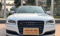 Bán Audi A8 năm sản xuất 2015, màu trắng, nhập khẩu   giá 2 tỷ 725 tr tại Hà Nội