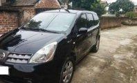 Bán Nissan Livina 1.6 AT sản xuất năm 2010, màu đen, nhập khẩu giá 345 triệu tại Tp.HCM