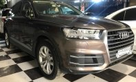 Cần bán gấp Audi Q7 3.0 AT năm sản xuất 2016, màu nâu, nhập khẩu giá 2 tỷ 550 tr tại Hà Nội