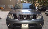 Cần bán gấp Nissan Navara LE 2.5 MT đời 2013, màu xám, xe nhập chính chủ, giá chỉ 368 triệu giá 368 triệu tại Hà Nội