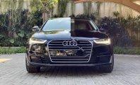 Bán Audi A6 năm sản xuất 2015, màu đen, nhập khẩu giá 1 tỷ 530 tr tại Hà Nội