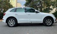 Xe Audi Q5 2.0 AT năm sản xuất 2014, màu trắng, nhập khẩu nguyên chiếc chính chủ giá 1 tỷ 259 tr tại Hà Nội