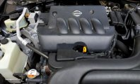 Cần bán Nissan Teana 2.0 AT đời 2011, màu đen, xe nhập, chính chủ giá 445 triệu tại Thanh Hóa