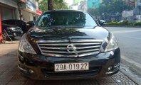 Bán xe Nissan Teana 2.0 AT 2011, màu đen, xe nhập xe gia đình, 400tr giá 400 triệu tại Hà Nội
