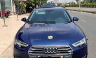 Bán xe Audi A4 2017, màu xanh lam, nhập khẩu nguyên chiếc giá 1 tỷ 299 tr tại Tp.HCM
