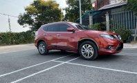 Cần bán lại xe Nissan X trail 2.0 SL Premium đời 2018, màu đỏ như mới giá 848 triệu tại Hà Nội