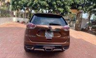 Cần bán gấp Nissan X trail đời 2017, màu nâu, giá 730tr giá 730 triệu tại Hà Nội