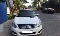 Bán Nissan Teana 250 XV 2.5 V6 sản xuất năm 2010, màu trắng, nhập khẩu nguyên chiếc giá 456 triệu tại Hải Phòng