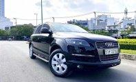 Bán xe Audi Q7 năm 2009, màu đen, xe nhập, giá ưu đãi giá 695 triệu tại Tp.HCM