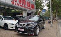 Cần bán gấp Nissan X trail đời 2018, màu đen chính chủ giá 730 triệu tại Hà Nội