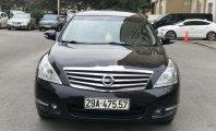 Cần bán Nissan Teana đời 2011, màu đen, nhập khẩu   giá 455 triệu tại Hà Nội