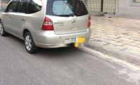 Cần bán lại xe Nissan Livina năm sản xuất 2010, màu bạc giá 285 triệu tại BR-Vũng Tàu
