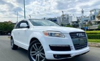 Bán Audi Q7 đời 2008, màu trắng, nhập khẩu, bao test hãng, xe còn mới, full tiện nghi giá 570 triệu tại Tp.HCM