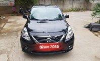 Cần bán Nissan Sunny XL đời 2015, màu đen, giá cạnh tranh giá 282 triệu tại Hà Nội