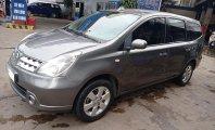 Cần bán xe Nissan Livina L01A đời 2010, màu xám giá tốt giá 280 triệu tại Tp.HCM