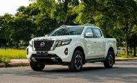 Bán Nissan Navara VE sản xuất 2021, màu trắng, xe nhập, giá 748tr giá 748 triệu tại Hà Nội