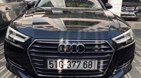 Bán Audi Q7 sản xuất 2016, đk 2017, xe đi lướt đúng 20.000km, cam kết chất lượng bao kiểm tra tại hãng Audi giá 3 tỷ 50 tr tại Tp.HCM