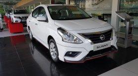 Cần bán Nissan Sunny XV Q - Series đời 2019, màu trắng, tại Nissan Đà Nẵng giá 518 triệu tại Đà Nẵng