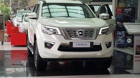 Bán xe Nissan Terra E 2WD 7AT 2019 đời 2019, màu trắng, xe nhập, 998tr giá 998 triệu tại Đà Nẵng