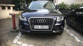 Xe Audi Q5 2.0 TFSI AT đời 2014, màu đen, nhập khẩu giá 1 tỷ 400 tr tại Hà Nội