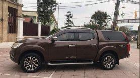 Bán Nissan Navara VL năm 2016, màu nâu, xe nhập giá 650 triệu tại Hà Nội