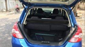 Bán lại xe Nissan Tiida SE năm sản xuất 2008, màu xanh lam, nhập khẩu nguyên chiếc như mới giá 328 triệu tại Tp.HCM