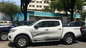 Bán ô tô Nissan Navara năm 2019, màu trắng, xe nhập, giá tốt giá 669 triệu tại Tp.HCM