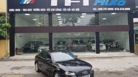 Bán ô tô Audi A4 SX 2010, màu đen, nhập khẩu nguyên chiếc giá 590 triệu tại Hà Nội