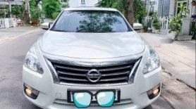 Bán Nissan Teana năm sản xuất 2013, màu trắng, xe nhập Mỹ giá 750 triệu tại Tp.HCM