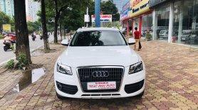 Bán Audi Q5 2013 – Chuẩn mực của sự hoàn hảo, xe sang nhập khẩu mà giá của xe Nhật, cực kỳ đáng yêu giá 1 tỷ 30 tr tại Hà Nội