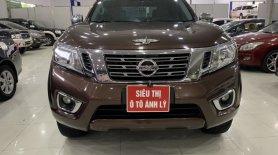 Cần bán Nissan Navara 2.5MT 2016, màu nâu, nhập khẩu giá 555 triệu tại Phú Thọ