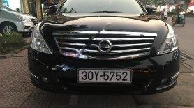 Cần bán Nissan Teana sản xuất năm 2010, màu đen, xe nhập chính hãng giá 468 triệu tại Hà Nội