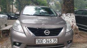 Cần bán gấp Nissan Sunny XL đời 2016, màu xám chính chủ giá cạnh tranh giá 345 triệu tại Hà Nội