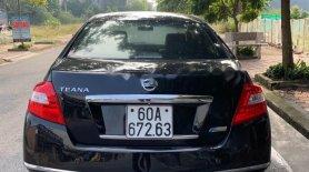 Bán xe Nissan Teana năm 2010, màu đen, nhập khẩu, chính hãng giá 435 triệu tại Hải Dương
