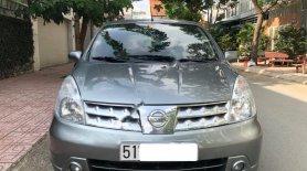Cần bán Nissan Grand livina 1.8 AT 2011, màu xám, xe gia đình  giá 335 triệu tại Tp.HCM