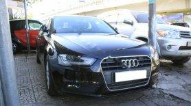 Cần bán Audi A4 1.8 TFSI 2012, màu đen, xe nhập, số tự động giá 1 tỷ 150 tr tại Tp.HCM