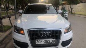 Cần bán xe Audi Q5 2.0 AT năm 2011, màu trắng, nhập khẩu, giá chỉ 800 triệu giá 800 triệu tại Hà Nội